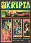 Cover for Kripta (Rio Gráfica e Editora, 1976 series) #19