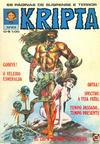 Cover for Kripta (Rio Gráfica e Editora, 1976 series) #23