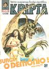 Cover for Kripta (Rio Gráfica e Editora, 1976 series) #25