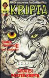 Cover for Kripta (Rio Gráfica e Editora, 1976 series) #28