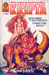 Cover for Kripta (Rio Gráfica e Editora, 1976 series) #29