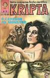 Cover for Kripta (Rio Gráfica e Editora, 1976 series) #31