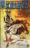 Cover for Kripta (Rio Gráfica e Editora, 1976 series) #34