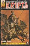Cover for Kripta (Rio Gráfica e Editora, 1976 series) #36