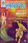 Cover for Kripta (Rio Gráfica e Editora, 1976 series) #37