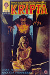 Cover for Kripta (Rio Gráfica e Editora, 1976 series) #38