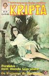 Cover for Kripta (Rio Gráfica e Editora, 1976 series) #39
