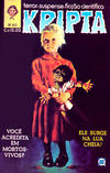 Cover for Kripta (Rio Gráfica e Editora, 1976 series) #40