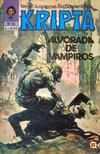 Cover for Kripta (Rio Gráfica e Editora, 1976 series) #46