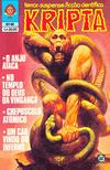 Cover for Kripta (Rio Gráfica e Editora, 1976 series) #48