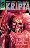 Cover for Kripta (Rio Gráfica e Editora, 1976 series) #50