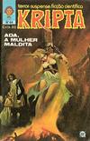 Cover for Kripta (Rio Gráfica e Editora, 1976 series) #44