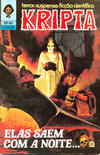 Cover for Kripta (Rio Gráfica e Editora, 1976 series) #49