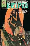 Cover for Kripta (Rio Gráfica e Editora, 1976 series) #41