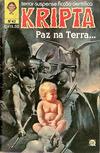 Cover for Kripta (Rio Gráfica e Editora, 1976 series) #42