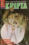 Cover for Kripta (Rio Gráfica e Editora, 1976 series) #43
