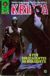Cover for Kripta (Rio Gráfica e Editora, 1976 series) #47
