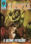 Cover for Kripta (Rio Gráfica e Editora, 1976 series) #51