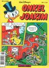 Cover for Onkel Joakim (Egmont, 1976 series) #6/1992