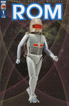 Cover for ROM (IDW, 2016 series) #1 [Subscription Cover C - Classic Toy Variant]