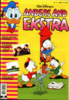 Cover for Anders And Ekstra (Egmont, 1977 series) #11/1989