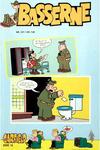 Cover for Basserne (Interpresse, 1972 series) #157