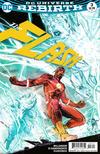 Cover for The Flash (DC, 2016 series) #3 [Carmine Di Giandomenico Cover]