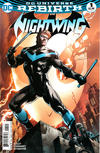 Cover for Nightwing (DC, 2016 series) #1 [Ivan Reis / Joe Prado Cover]
