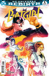 Cover for Batgirl (DC, 2016 series) #1 [Rafael Albuquerque Cover]