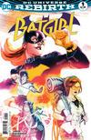 Cover for Batgirl (DC, 2016 series) #1 [Rafael Albuquerque Cover]