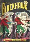 Cover for Blackhawk (K. G. Murray, 1959 series) #25
