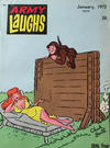 Cover for Army Laughs (Prize, 1951 series) #v18#10
