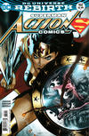 Cover for Action Comics (DC, 2011 series) #960 [Ryan Sook Cover Variant]