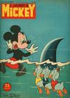 Cover for Le Journal de Mickey (Disney Hachette Presse, 1952 series) #16
