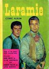 Cover for Laramie Comic Album (World Distributors, 1962 series)