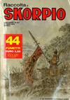 Cover for Skorpio Raccolta (Editoriale Aurea, 2010 series) #501