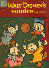Cover for Walt Disney's Comics and Stories (Dell, 1940 series) #v18#1 (205) [15¢]