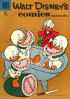 Cover Thumbnail for Walt Disney's Comics and Stories (1940 series) #v17#10 (202) [15¢]