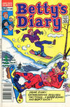 Cover Thumbnail for Betty's Diary (1986 series) #32 [Newsstand]