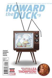 Cover Thumbnail for Howard the Duck (Marvel, 2016 series) #9