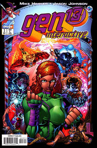 Cover Thumbnail for Gen 13 Interactive (Image, 1997 series) #3