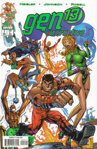 Cover Thumbnail for Gen 13 Interactive (Image, 1997 series) #2