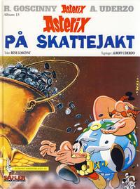 Cover Thumbnail for Asterix [Seriesamlerklubben] (Hjemmet / Egmont, 1998 series) #13 - Asterix på skattejakt
