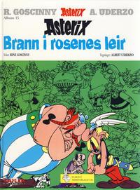 Cover Thumbnail for Asterix [Seriesamlerklubben] (Hjemmet / Egmont, 1998 series) #15 - Brann i rosenes leir