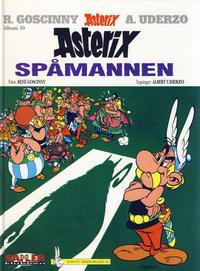 Cover Thumbnail for Asterix [Seriesamlerklubben] (Hjemmet / Egmont, 1998 series) #19 - Spåmannen