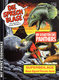 Cover Thumbnail for Die Sprechblase (Norbert Hethke Verlag, 1978 series) #137