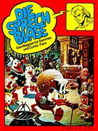 Cover Thumbnail for Die Sprechblase (Norbert Hethke Verlag, 1978 series) #21