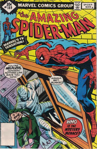 Cover for The Amazing Spider-Man (Marvel, 1963 series) #189 [Regular Edition]