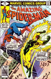 Cover Thumbnail for The Amazing Spider-Man (Marvel, 1963 series) #193 [Direct Edition]