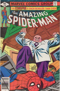 Cover Thumbnail for The Amazing Spider-Man (Marvel, 1963 series) #197 [Direct Edition]